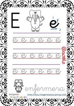 Cuaderno de trazos Imágenes Educativas letra escolar (5)