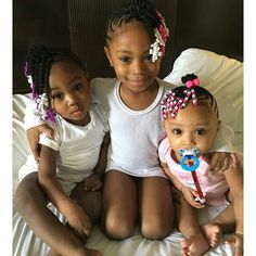 triple threat-gorgeous baby girls