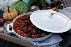 We're thrilled to launch our gorgeous new cast-iron cookware collection. We are perhaps best known for our expertise in cast-iron cooking and, as you'd expect, pieces in the range perform brilliantly and look gorgeous. Cast Iron Cooking, Cast Iron Cookware, Aga, Kitchenware, Collection, Beautiful, Food, Home, Essen
