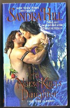 The Norse King's Daughter by Sandra Hill *DISCOUNT AVAILABLE* historical romance book FREE SHIPPING
