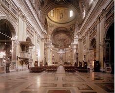 바로크 미술 1회 :: 네이버캐스트 Baroque Art, Islamic Architecture, Mountain Biking, Art History, Rome, Deco, Image, Cathedrals, Famous Architecture