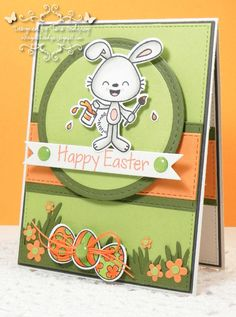 Your Next Stamp February Feature Day: Sprinkles – Happy Easter stamp and die set, YNS Circles Die Set, YNS Circle Stitching Marks Die Set, Spring Grass Die, YNS Gumdrops  #yournextstamp