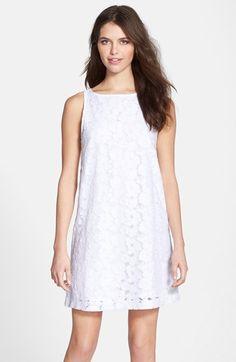 BB+Dakota+'Savvanah'+Lace+Shift+Dress+available+at+#Nordstrom