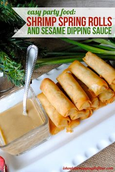 ... Pinterest | Shrimp Spring Rolls, Easy Pad Thai and Spicy Thai Noodles