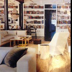 Bookshelves Allison Rasa How To Build A Home Library