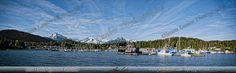 Juneau Bay by Jason Lanier.