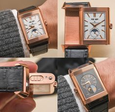 Jaeger-LeCoultre Reverso Tribute Calendar Watch Bucking the current trend in watchmaking where 'old' is hot, but 'too-old' is not, the Jaeger-LeCoultre Reverso spent the year celebrating its 85th birthday with the Tribute Calendar announced at SIHH 2016 – a fully modern, yet carefully preserved icon that we recently had a chance to experience in 18k rose gold. An absolutely gorgeous dual faced watch, the Jaeger-LeCoultre Reverso Tribute Calendar watch will make enthusiasts drool. Even those…