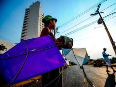 """A galeria de artes da Secretaria de Estado de Cultura recebe, até o dia 26 de dezembro, uma exposição com as imagens ganhadoras da segunda edição da """"Maratona Fotográfica de Cuiabá""""."""