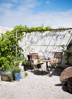 Summerhouse in Gotland - Inspired by the patios - Comfortable home