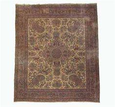 Kerman carpet   southeast persia, circa 1930-40   14 ft. 4 in. x 11 ft. 6 in.  - FREEMAN'S