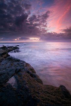 ✯ Jeffreys Bay Sunrise .. By ~Hougaard✯