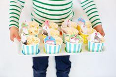 Traktatieklets! popcorn (by Eef Ouwehand) gezinnig.nl