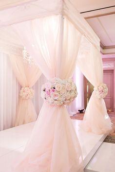Dreamy and Glamorous Texas Wedding from Perez Photography - wedding ceremony idea