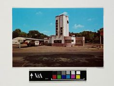 apparently one of Stephen Shore's faux-postcards! Amarillo 'Tall in Texas' (from the V) Stephen Shore, A Hundred Years, Old Postcards, Willis Tower, Dip, Texas, Explore, Dexter, Photograph