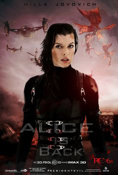 resident evil the final chapter poster - Google Search