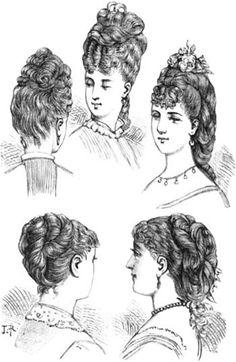 fashion in 1870 - Buscar con Google