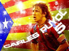 Download wallpapers hd Carles puyol