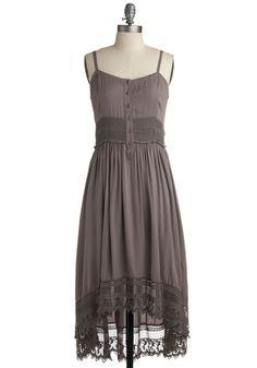 Love the hem on this dress!