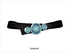 Beaded Florettes Headband in turquoise - #janetran #specialoccasion #headband All lovers of beads and sequins will adore this intricately beaded design on a comfortable and easy to wear stretch headband. It's all about the details.