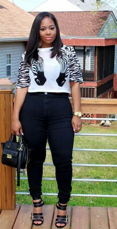 Plus-Size fashion - lovely picture