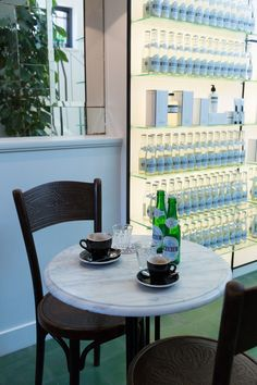 marie stella maris flagship boutique and café // amsterdam