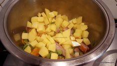 Cantaloupe, Bacon, Fruit, Food, Cross Stitch, Punto De Cruz, Essen, Seed Stitch, Cross Stitches