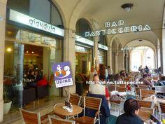 Gianduja Gelateria via Rialto 2 | Udine #tuttaperme #gelateria