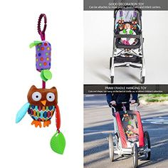 * Check this awesome product by going to the link at the image. (This is an affiliate link) Plush Animals, Baby Animals, Crib Toys, Car Seat Accessories, Cute Plush, Of Brand, Baby Cribs, Spiral, Baby Strollers