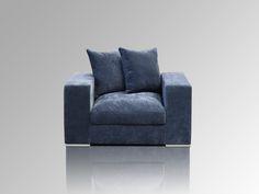 Amaris Elements Sessel Blaugrau kaufen im borono Online Shop