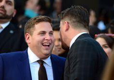 Pin for Later: Channing Tatum und Jonah Hill feiern auf dem roten Teppich eine Party