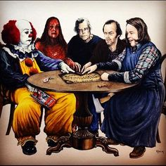 Happy birthday @StephenKing! #Horror, #supernatural, #scifi & fantasy genres wouldn't have been the same without you!