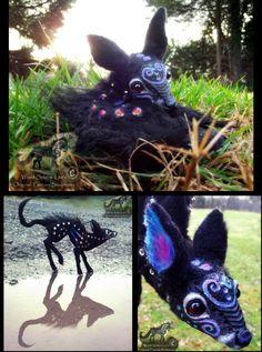 SOLD-Hand Made Posable Fantasy Baby Twilight Fawn! by Wood-Splitter-Lee.deviantart.com on @deviantART