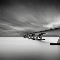 Bridge Study IV by Joel Tjintjelaar, via Flickr