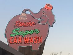 Retro Signage, Car Wash, Signs, Vintage, Shop Signs, Sign, Signage, Dishes