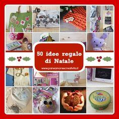 50 idee regalo di Natale fai da te