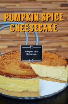 Nothing screams the season of pumpkins and Thanksgiving like a pumpkin spice dessert! Our Pumpkin Spice Cheesecake is a decadent take on a timeless pumpkin pie – packed with real pumpkin goodness but combined with our smooth cheesecake filling.  #VancouverCheesecake #VancouversBestCheesecake #VancouverDesserts