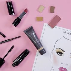 Mary Kay, Lipstick, Makeup, Color, Ideas, Make Up, Social Networks, Face Makeup, Maquiagem