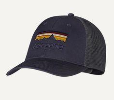 Line Logo Lopro Trucker Hat