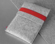 iPad Mini felt sleeve iPad Mini sleeve german wool felt
