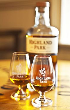 Britain Visitor Blog: Highland Park Whisky