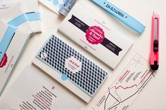 50 New Creative Wedding Invitations for Design Inspiration - DzineBlog.com