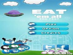 Eat Em All  Android Game - playslack.com , Eat em All. a team of travelers arrived  to the Earth and hid their foodstuffs in an atomic community. In some time atomic travelers commenced  to come out of the foodstuffs and ambush the groups! aid Troopie rescue our planet from extrinsic animals. govern him for him to eat all the foodstuffs and rescue us from the adversity!