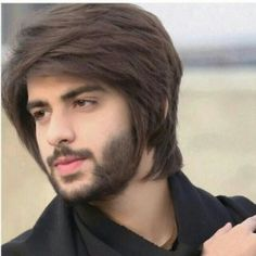 50 Coolest Medium Length Hairstyles for Men - Adzkiya Website Mens Hairstyles Fade, Boys Long Hairstyles, Haircuts For Men, Hair And Beard Styles, Curly Hair Styles, Gents Hair Style, Face Men, Men's Grooming, Beautiful Boys
