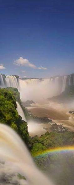 chutes d' Iguaçu  Brésil
