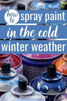 The problem that I think many of us face this time of the year is being able to spray paint during the winter months! It's hard to spray paint in the winter! So today I thought I'd first share with you how to spray paint in cold weather using the HomeRight Spray Shelter and HomeRight Max Spray Painter. Catio, Spray Painting, Winter Months, Painting Techniques, Cold Weather, Helpful Hints, Shelter, Face, Crafts