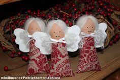 Nejen vánoční andílci dekorace