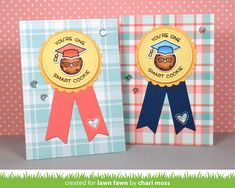 Lawn Fawn Intro: Smart Cookie and Believe in Yourself