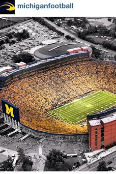 The Big House: .... GO BLUE!