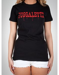 Insane Clown Posse 'Juggalette' Junior Fitted Tee