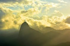 Corcovado Mountain View - Backpacker Travel Guide to Rio de Janeiro Brazil by Hibiscus & Nomada